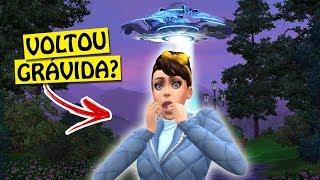 OLÍVIA FOI ABDUZIDA #40 - Irmãs Sobrenaturais - The Sims 4