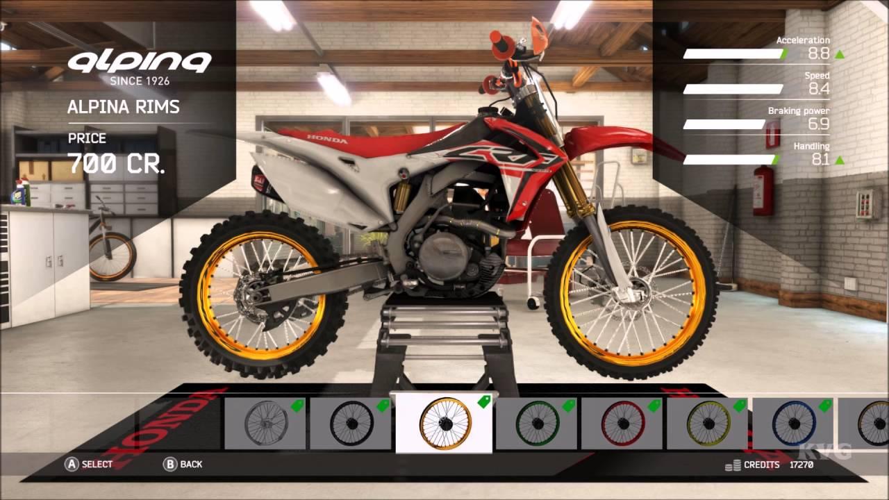 tuning moto game