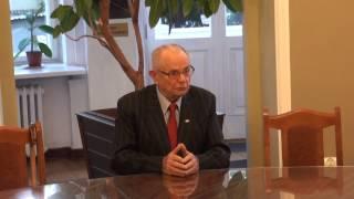 """CZ.7 PROMOCJA KSIĄŻKI """"STEPAN BANDERA W KIJOWIE"""", W WARSZAWIE DNIA 12. MAJA 2014 ROKU."""