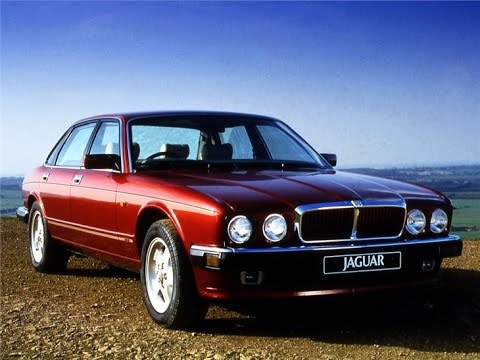 The history of Jaguar XJ (XJ40)