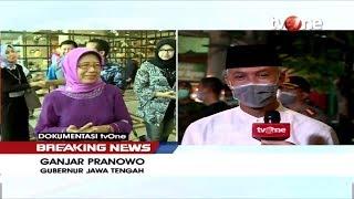 Presiden Jokowi antar Jenazah Almarhumah Ibunda ke Tempat Peristirahatan Terakhir* Presiden Joko Wid.