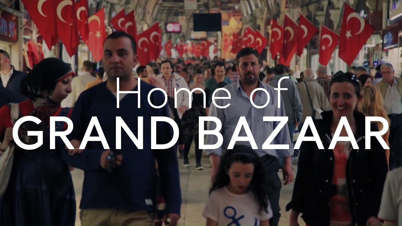 Go Turkey - Home of GRAND BAZAAR