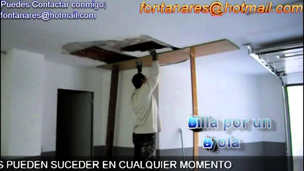 Rotura De Bovedillas En Viviendas (expansividad Potencial De La Bovedilla)    YouTube
