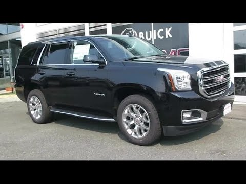 2019 GMC Yukon Slt Standard Edition Lynnwood  Everett  Seattle  Kirkland  Burlington