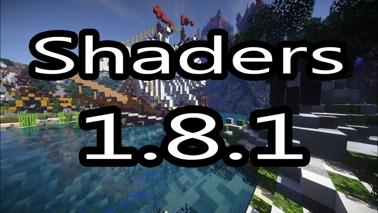 GRATUITEMENT TÉLÉCHARGER CHOCAPIC SHADERS