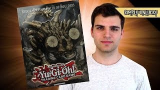 Best Yugioh 2013 Redox, Dragon Ruler Of Boulders Tin Opening!
