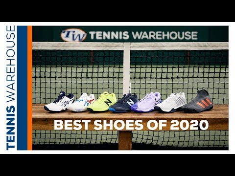 The Best Tennis Shoes of 2020 (our favorites including most comfortable, durable & supportive!) ��