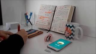 STUDY WİTH ME [+music] | BENİMLE DERS ÇALIŞIN | 같이공부해요 | 1 POMODORO | 2020 YKS DERS ÇALIŞMA GÜNLÜĞÜM