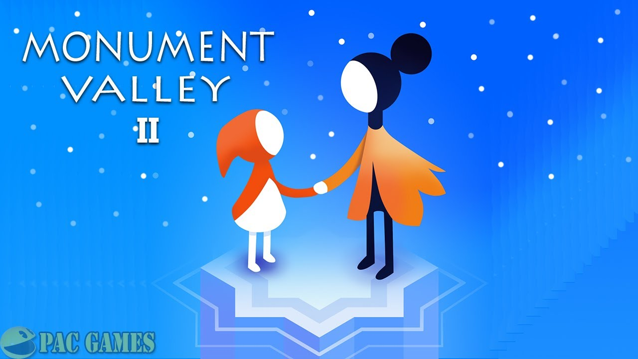 Monument Valley 2 - Walkthrough Full Game