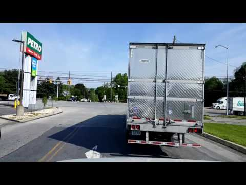 BigRigTravels LIVE! - Carlisle to Hunker, Pennsylvania - May 25, 2016