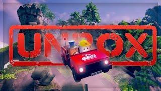 Unbox: Game (Gameplay / Walkthrough) Full Playthrough - Live!
