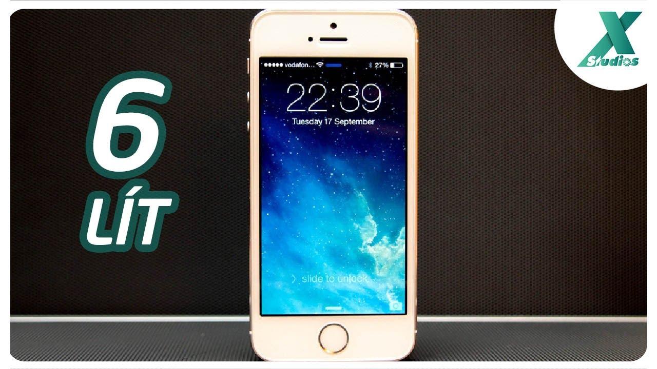 iPhone 5S còn 600k đổ bộ