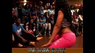 J.MONEY vs LADY M - HIP ROLLING ( WALA CAM )