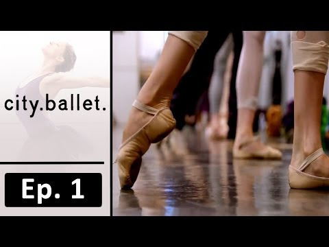 Intro & Ranks | Ep. 1 | city.ballet