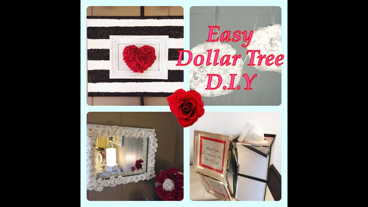 5 Easy Dollar Tree D I Y Projects