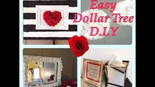 5 Easy Dollar Tree D.I.Y Projects
