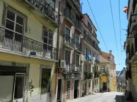 Lisbonne ville au sept collines