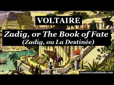 ZADIG or THE BOOK OF FATE by Voltaire- FULL AudioBook | Grea