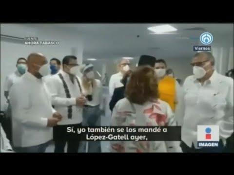 ¿Le dejaron tarea? López-Gatell viajará a Tabasco para revisar cifras de COVID-19