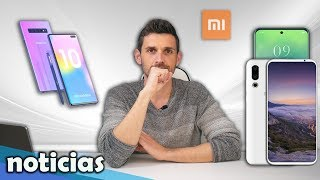 Noticias: Xiaomi Mix 4 ¿flexible?, Redmi 2 PRO perforado, Meizu 16S y Samsung NOTE 10