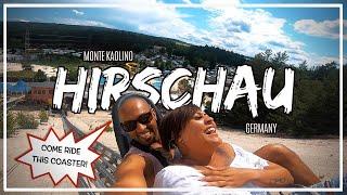 Monte Kaolino: Hirschau Germany!