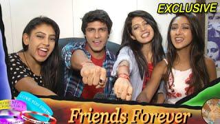 Niti Taylor Celebrates Friendship Day with Co-stars Utkarsh, Charlie, Krissann | Kaisi Yeh Yaariyan