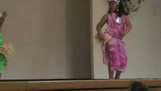 Rakahanga Manihiki Princesses (Porirua) 2008