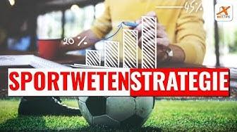 SPORTWETTEN STRATEGIE [2XBET-SYSTEMS] - Fußball-Wetten mit Statistik und Mathematik gewinnen