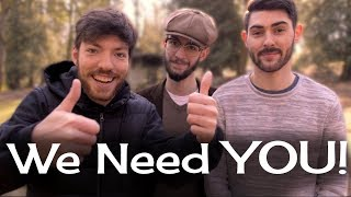Gambar cover What's up with our film? | We need your help!