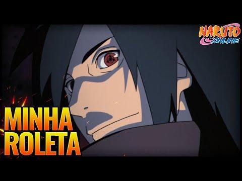 🎮 MINHA ROLETA VOLTOU!!! || Naruto Online BR