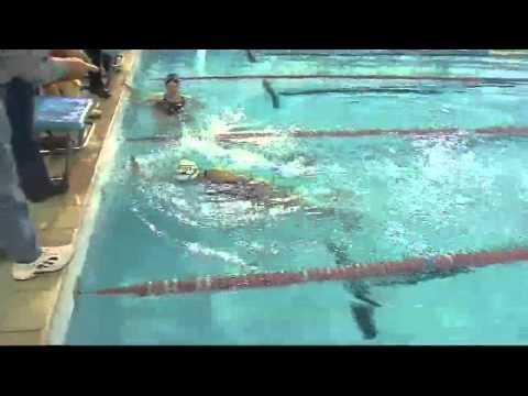 Veteran Australian swimmers break world record in Melbourne