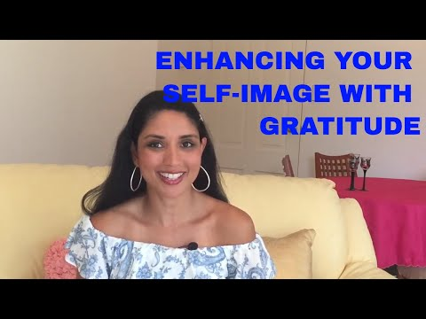 Enhancing Your Self-Image with Gratitude