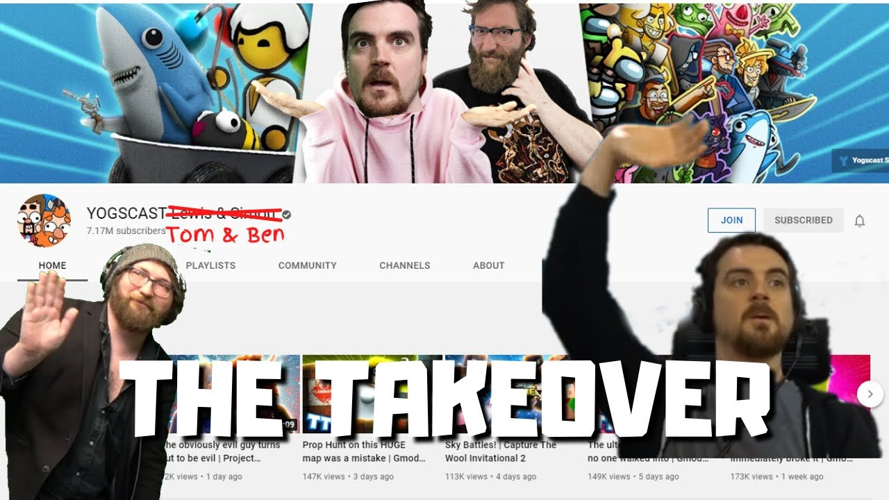 Ben and Tom's takeover