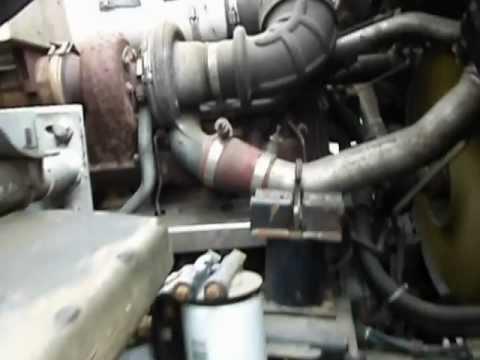 2001 Mack E7 ETECH Engine Assembly