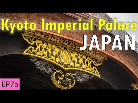Kyoto Imperial Palace Tour・JAPAN・京都御所 (EP7b)