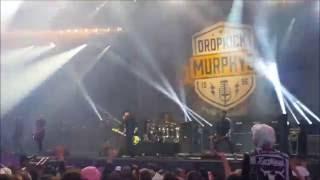 Dropkick Murphys intro the boys are back hellfest 2016