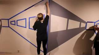 LIVE MURAL PAINTING!! - (Time-Lapse)