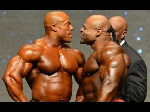Phil Heath ''I Have No Problem With Kai Greene, The Fight ...