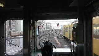 西武池袋線 快速 池袋→飯能 Cabview:Seibu Ikebukuro Line Rapid Ikebukuro to Hanno