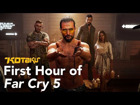 First Hour of Far Cry 5