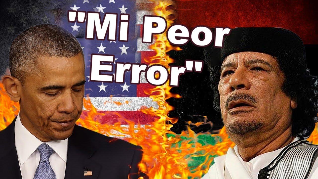 Los 10 Errores Presidenciales Más Grandes