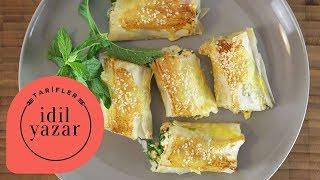 Çıtır Çıtır Peynirli Börek Tarifi - İdil Yazar - Yemek Tarifleri