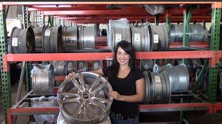 Factory Original Hyundai Genesis Rims & OEM Hyundai Genesis Wheels – OriginalWheel.com