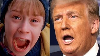 Culkin Breaks His Silence On Removing Trump From Home Alone 2