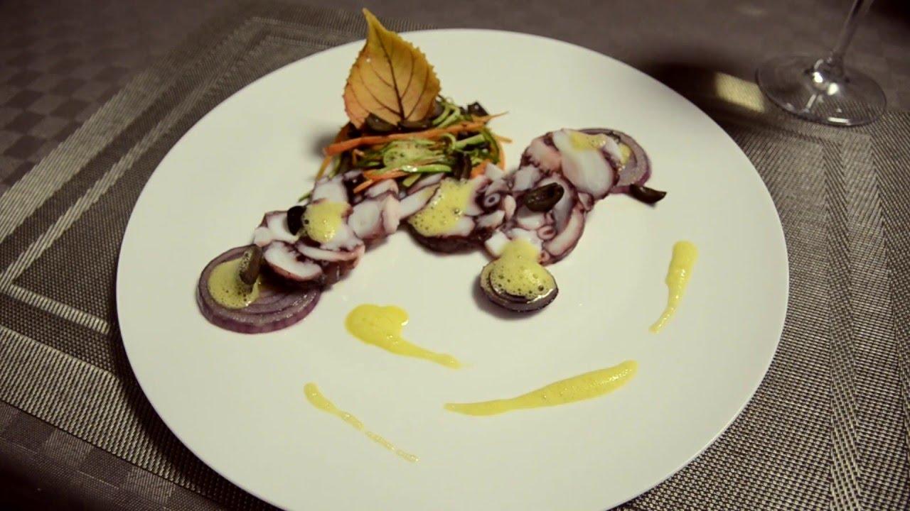 Salame di polpo  TEXTURAS  Approfondimenti di cucina molecolare  YouTube
