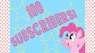 100 Subscriber Special: My Little Pony Stop Motion