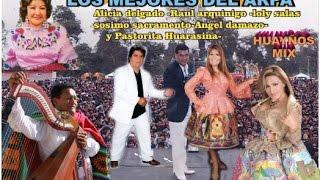 reyes y reynas del arpa huayño con DJ DIEGO mix JULIACA  para fiestas y jarana