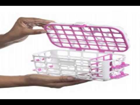 how to load munchkin dishwasher basket