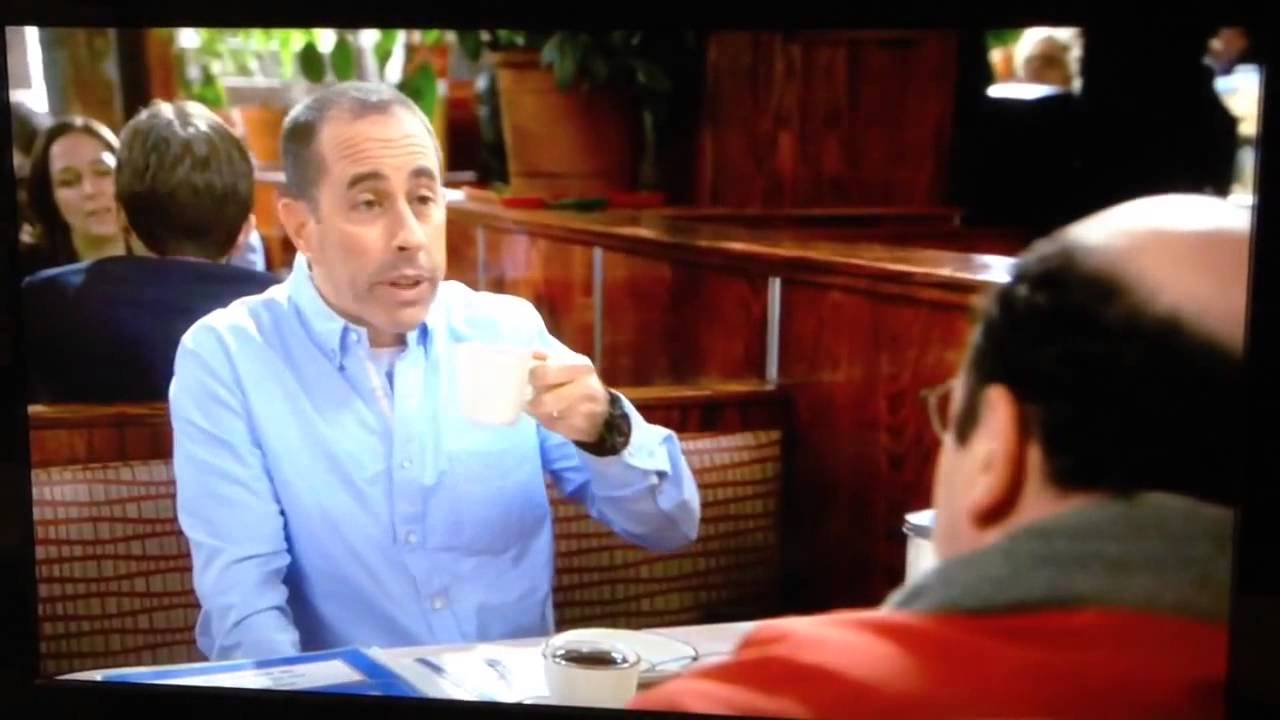 Seinfeld Reunion Jerry & George - Big Game Commercial  Super Bowl 2014