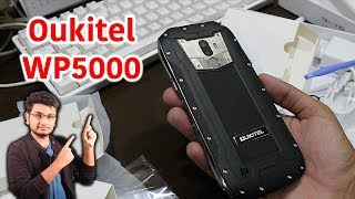 Oukitel Wp5000 Unboxing And Quick Look!